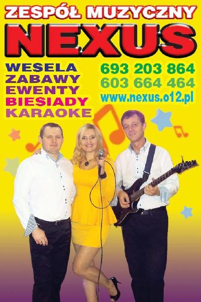 Zespół Muzyczny Nexus Na Wesela I Zabawy-przystępne Ceny