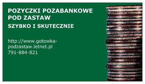 Pożyczki Pozabankowe Pod Zastaw Nieruchomosci Od 1,6%